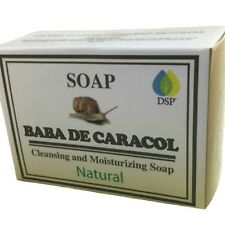 2X-DSP BABA DE CARACOL, NATURAL ANTIBIOTIC, Cleansing & Moisturizing Soap