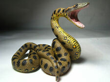 2014 NEW Collecta Animal Toy / Figure Green Anaconda