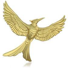 Mockingjay The Hunger Games 2015 Hallmark Ornament  Katniss  Everdeen  Gold Bird