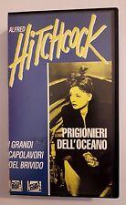 CS1> Film VHS Alfred Hitchcock - Prigionieri dell'oceano