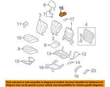 TOYOTA Genuine 71812-0T010-B0 Seat Cushion Shield