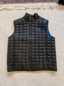 mens north face thermoball vest xl
