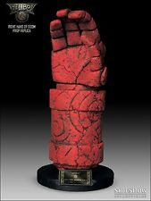 SIDESHOW HELLBOY The RIGHT HAND of DOOM LIFE SIZE 1:1 PROP REPLICA Statue Figure