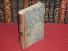 B.F.A. de  FONVIELLE ESSAIS SUR ETAT ACTUEL DE LA FRANCE Rare EO 1796 Revolution