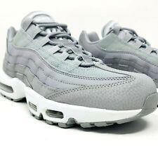 Nike Air Max 95 Essential WOLF GREY Men's Size 8.5 Reflex Trim Model 749766-037
