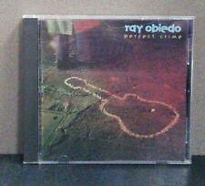 RAY OBIEDO - Perfect Crime   (CD)     LIKE NEW     DB 2781