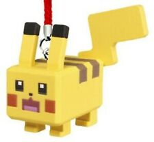 Pokemon - Pokemon Quest Mascot Gashapon Keychain - Pikachu