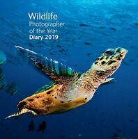 Wildlife Photographer of the Year Pocket Diary 2019 (Wildlife Photographer of th