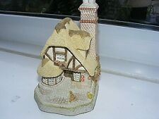 David Winter Cottage 1991 'Audrey'S Tearoom' Vgc In Original Box With Coa