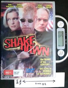 Shake Down - DVD (New, Sealed)