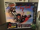 NEW SEALED 2001 TYCO XTREME RC TONY HAWK SKATEBOARD Remote Control Mattel Wheels