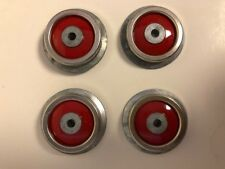 Lionel Pre War O Gauge Electric Loco Red Solid Wheels, set of 4