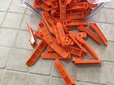 LEGO - Orange Piece Remover / Brick Separator Lot of 10