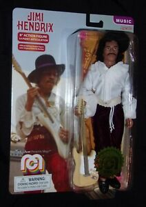 "Mego JIMI HENDRIX Music 8"" action figure  #2082"