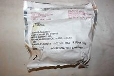 M17 A1 A2 GAS MASK FILTER SET NEW CHEM/BIO US MILITARY