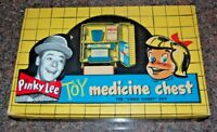 """Stunning & Complete Remco """"Pinky Lee"""" Toy Medicine Chest  """"The Pinky Lee Show"""""""