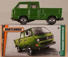 MATCHBOX POWER GRABS #95 VW Transporter Cab, 2017 issue (NEW in BOX)