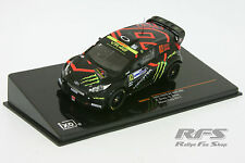 Ford Fiesta RS WRC - Roberto Brivio / Davide Brivio - Monza Rallye 2011 - 1:43