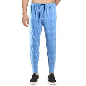 Polo Ralph Lauren Mens Printed Lounge Casual Jogger Pants BHFO 0980
