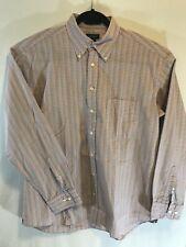 Gant Mens Button Front Shirt Size XL Pink