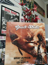 Great White - Zeppelin A Tribute To LED LP (Seulement 300 Fabriqué)