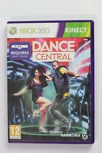 DANCE CENTRAL XBOX 360 KINNECT DANCE CENTRAL