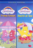 CARE BEARS - FRIENDS FOREVER / HEARTS AT SEA (DOUBLE FEATURE) (MAPLE) (DVD)