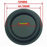 """1pcs 2"""" inch 50MM passive bass diaphragm Strengthen Bass Speaker"""