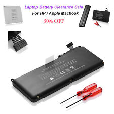 """6Cell 63.5W Battery For Apple MacBook Unibody 13"""" A1342 A1331 Late 2009/Mid 2010"""