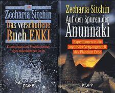 DIE CHRONIKEN DES PLANETEN ERDE - 13 teiliges Buch Set von Zecharia Sitchin