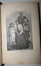 Alfredo Dreyfus: Cinque anni della mia vita 1901 Sonzogno illustrato memorie 2a