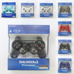 Sony PS3 PlayStation 3 Controller Wireless DualShock 3 Gamecontroller GamePad