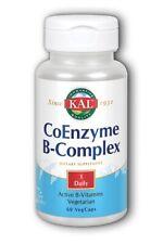 Coenzyme B-Complex Kal 60 VCaps