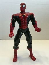 "10"" Toybiz Classic Spiderman Action Figure 2001"