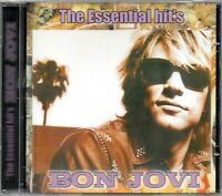 Bon Jovi CD The Essential Hits Brand New Sealed Ultra Rare