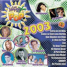 Los Mejores Del Pop 2003 : Mejores Del Pop 2003 CD