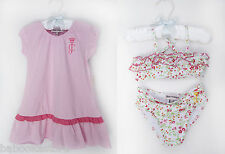 Juicy Couture Girls' 3 Piece Swimming Beach Set Sz. 18-24 mos NWT