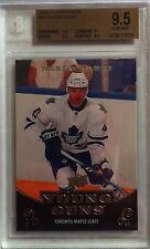(HCW) 2010-11 Upper Deck Young Guns NAZEM KADRI BGS 9.5 YG Maple Leafs RC Rookie