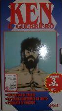 VHS - HOBBY & WORK/ KEN IL GUERRIERO - VOLUME 2 - EPISODI 3