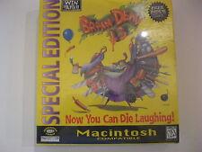 Brain Dead 13 New Macintosh Mac Game CD-ROM Big Box 1995