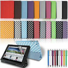 New Smart Magnetic Leather Case Cover For iPad 2/3/4 & iPad 5 Air & iPad mini