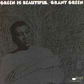 Green Is Beautiful by Grant Green (CD, 1994, Blue Note) GOOD / FREE SHIPPING