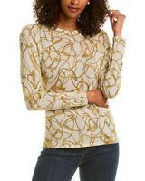 J.Mclaughlin Lenny Sweater Women's White Xs