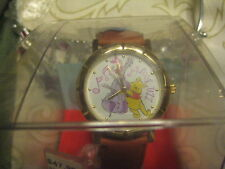 Rare Vintage Disney Winnie the Pooh Watch (Piglet & Jazz)-Bass-Musical Brand New