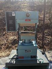 Phi 50 Ton Heated Hydraulic Press