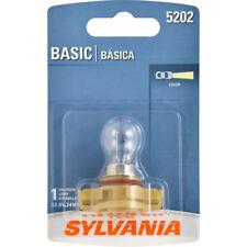 Fog Light Bulb-Blister Pack SYLVANIA 5202.BP