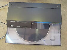 PHILIPS FP146 MARK II LINEAR TRACKING TURNTABLE Very Rare