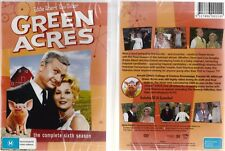 GREEN ACRES Complete Season 6 *New & SEALED* ALL Regions (Plays on any Player)