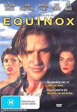 EQUINOX * MATTHEW MODINE LARA FLYNN BOYLE * NEW & SEALED DVD