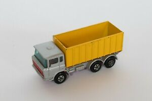 Daf Tipper Container Truck MATCHBOX Superfast n.o 47